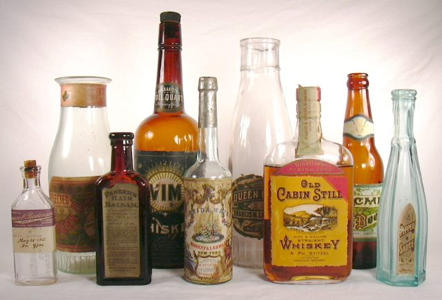 bottleslate19th-century