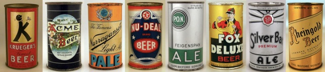 1930s BeerCans Small