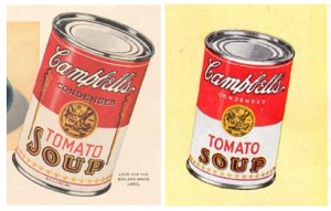 1940-1950 Campbell's