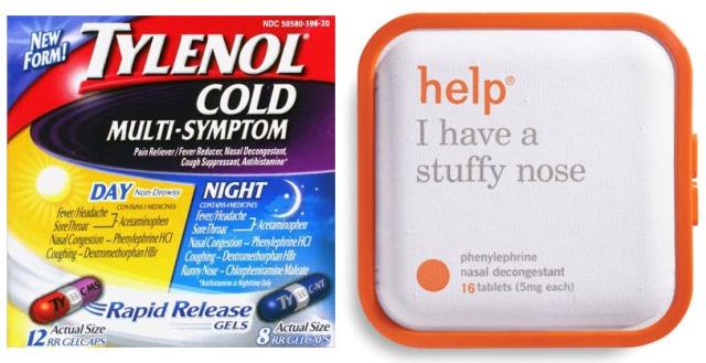 Tylenol and Help